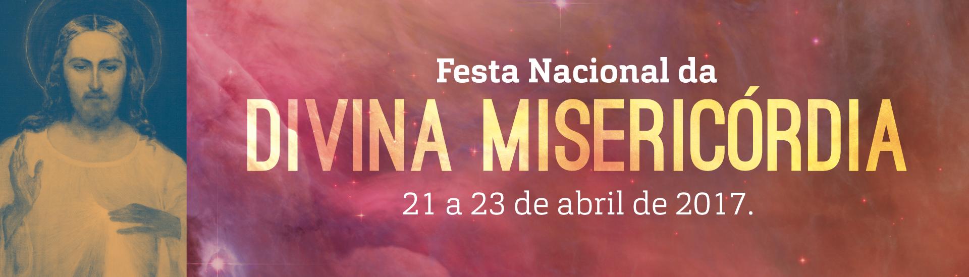 Festa da divina misericordia