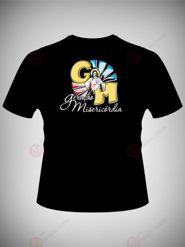 Camiseta Geracao Misericordia (1)