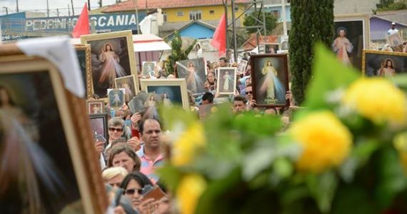 Festa da Divina Misericórdia 2014