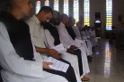 Renovação do Votos dos Monges Trapistas no Santuário da Divina Misericórdia