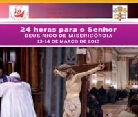 24 horas para o Senhor: Papa convoca jornada de oração e confissões