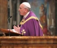 Papa Francisco anuncia Ano Santo Extraordinário da Misericórdia