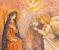 Anunciação de Nossa Senhora e o início da nossa redenção