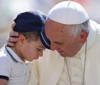 As crianças são uma riqueza para a Igreja e a sociedade