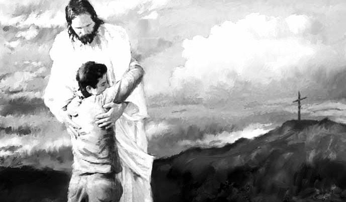 És Meu Amigo Colo De Deus: O Que Jesus Faz Quando Encontra Uma Pessoa Ferida