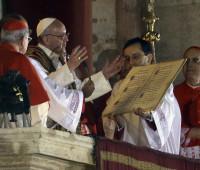 Dois anos do pontificado do Papa Francisco