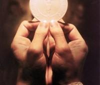 O demônio diante da Eucaristia