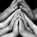 rezar em familia