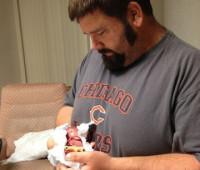 O bebê que está mudando o debate sobre o aborto