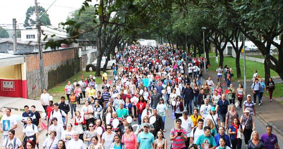Caminhada da Misericórdia 2015