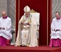 Papa sobre Jubileu: Igreja sinal de misericórdia