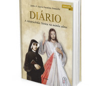 Acaba de ser lançado a versão especial em capa dura do Diário de Santa Faustina!