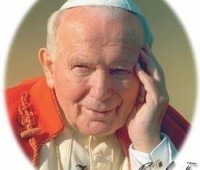 Papa recorda 10 anos da morte de João Paulo II