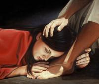 Descalça as tuas feridas e oferece-as a Jesus