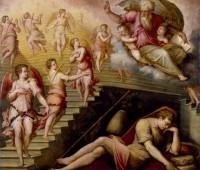 São João Clímaco e a escada do Paraíso