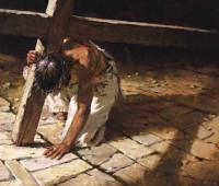 Em toda a Paixão, qual foi o momento que Jesus mais sofreu?