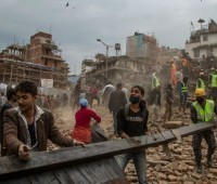 Terremoto no Nepal: a Cáritas responde à emergência