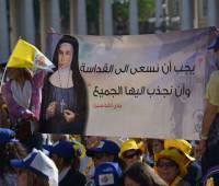 Papa Francisco canoniza quatro religiosas, duas da palestina