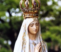 13 de maio dia de Nossa Senhora de Fátima