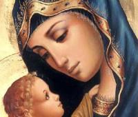 Oração a Maria: dá-me o teu sorriso