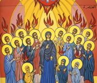 Domingo de Pentecostes: recebei o Espírito Santo