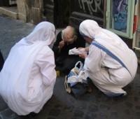 Papa: testemunhas de misericórdia e não de uma ideologia