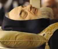 Corpo do Padre Pio estará no Vaticano durante Jubileu da Misericórdia