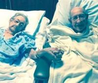Hospital atende o pedido de um casal inseparável