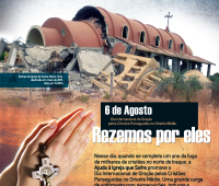 #6deAgosto: Dia de Oração pelos Cristãos no Oriente Médio