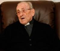 """Sacerdote completa 100 anos e assegura que ainda tem uma """"tarefa pendente"""""""