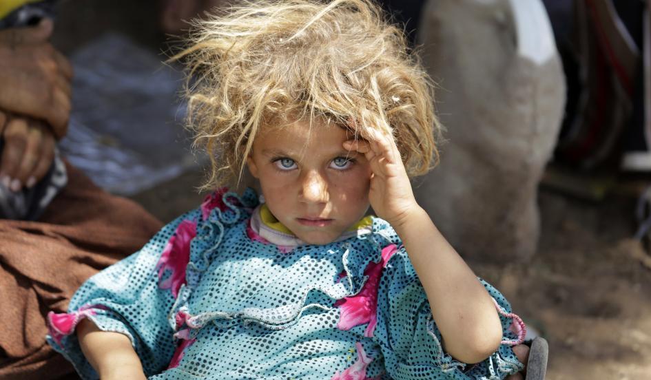 yazidi-child