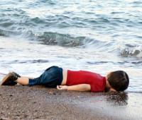 Família de menino sírio afogado tentou fugir várias vezes da guerra