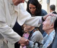Confiar em Jesus misericordioso – Papa sobre o Dia dos Doentes