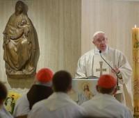 Papa: Para chegar ao verdadeiro encontro com o Senhor é necessário reconhecer-se pecador