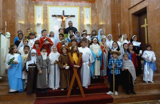 La parroquia de Santa Teresa en Ceuta