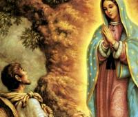 Nossa Mãe de Guadalupe: Pedimos! Obtivemos! Agora queremos agradecer!