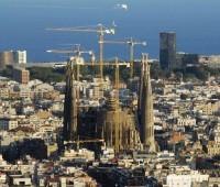 Como será a Sagrada Família de Barcelona finalizada?