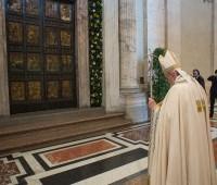 Assim será o Rito de Abertura da Porta da Misericórdia nas Igrejas particulares