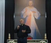 Última palestra do 14º Congresso Nacional da Divina Misericórdia