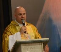 Última palestra do 14º Congresso da Divina Misericórdia