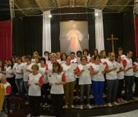 14º Congresso – Consagração dos Apóstolos Eucarísticos da Divina Misericórdia