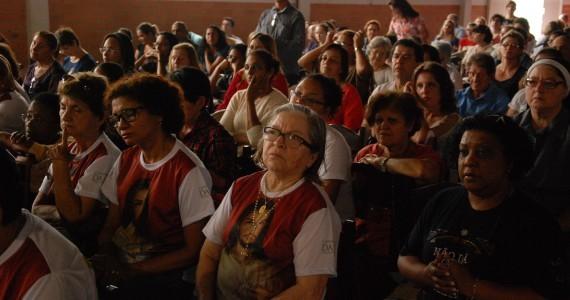 Peregrinos no 14º Congresso