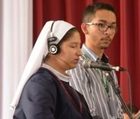 Religiosos e religiosas marcam presença no 14º Congresso da Divina Misericórdia