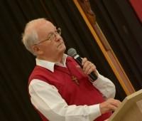 1ª palestra no 14º Congresso Nacional da Divina Misericórdia