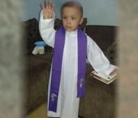 Rafael Freitas, o menino que queria ser Papa, partiu para junto do Pai