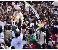 Papa Francisco: Nas vossas veias corre o sangue dos mártires