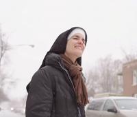Religiosa nos EUA ganha concurso de cozinha na TV