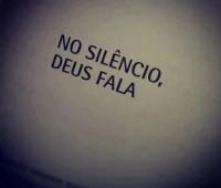 A liberdade do silêncio