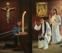 Meus pecados são perdoados na Santa Missa ou preciso ainda confessá-los?