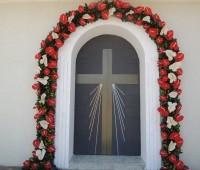Inauguração da Porta Santa no Santuário da Divina Misericórdia